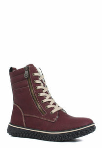 Rieker Womens Wildebuk Boots Z4204-35 | Vilbury London