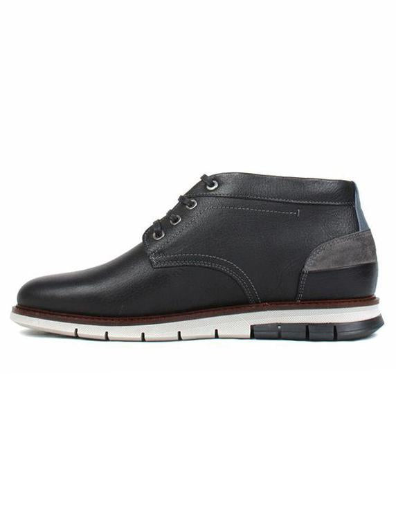 Salamander Mens Black Matheus Booties 31-56507-61 | Vilbury London