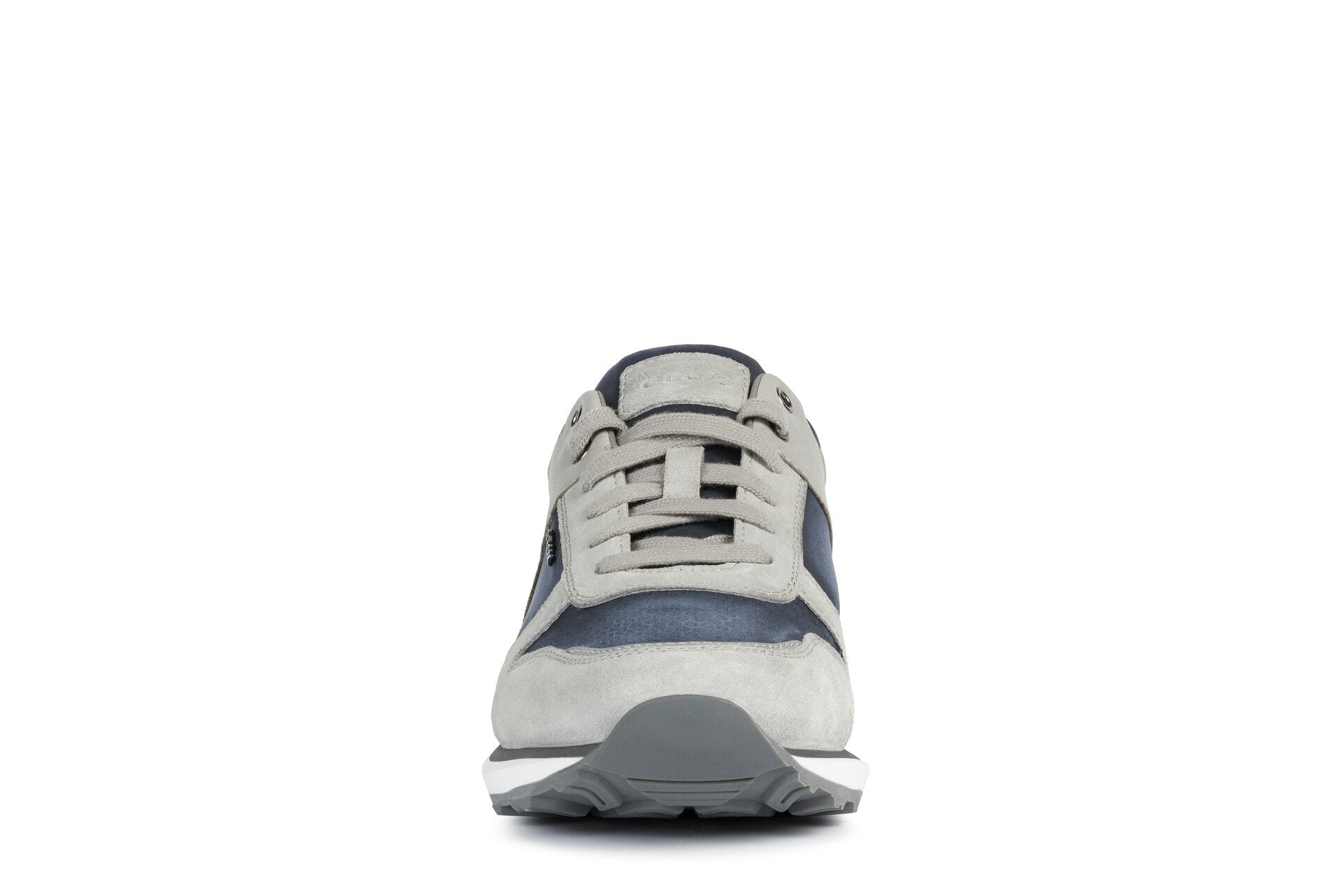 Geox Mens Grey U Volto Trainers U029WA022JYC1010 | Vilbury London