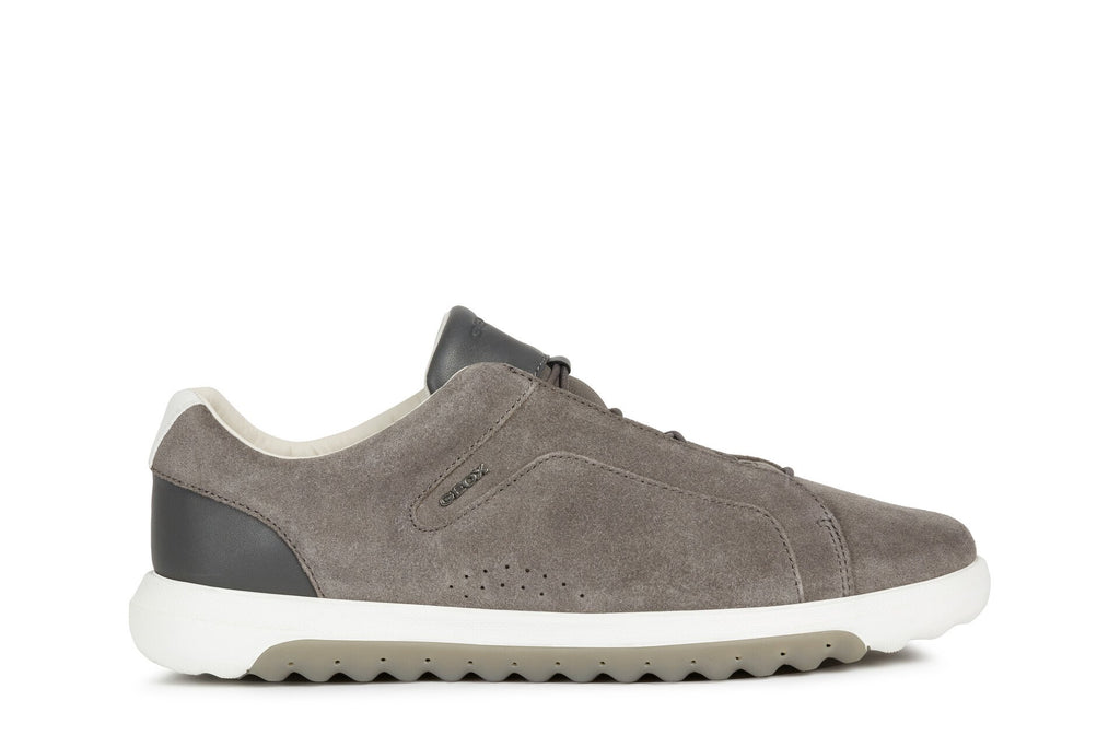 Geox Mens Grey U Nexside Trainers U927GA00022C1996 | Vilbury London