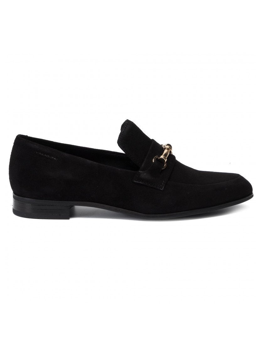 Vagabond Womens Frances Black Flats 4806-040-20 | Vilbury London