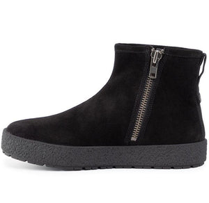 Vagabond Mens Robin Black Booties 4891-140-20 | Vilbury London