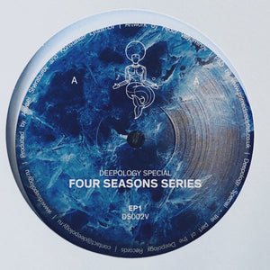 VARIOUS ARTISTS - FOUR SEASONS SERIES EP 1 - (DS002V)
