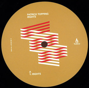 PATRICK TOPPING - RIGHTS - (TRUE1268)