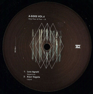 VARIOUS ARTISTS - A-SIDES VOL.6 PART 4 - (DC178.4)