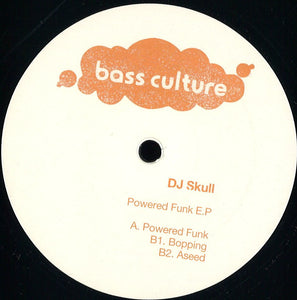 DJ SKULL - POWERED FUNK EP - ( BCR057T)