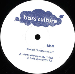 MR G. - FRENCH CONNECTION EP - (BCR059T)