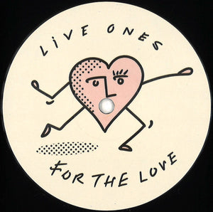 VARIOUS ARTISTS - FOR THE LOVE EP - (LIVE005)