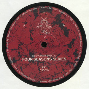 VARIOUS ARTISTS - FOUR SEASONS SERIES EP 2 - (DS003V)