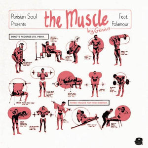 GENIUS ‎– PARISIAN SOUL PRESENTS THE MUSCLE - (PS004)