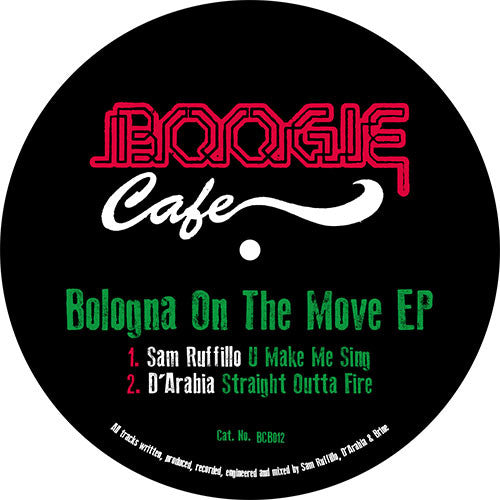 VARIOUS ARTISTS - BOLOGNA ON THE MOVE - (BCB012)