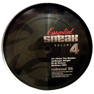 DJ SNEAK - ESSENTIAL SNEAK VOL.4 - (ROBSOUL96)