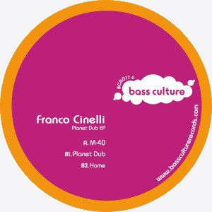 FRANCO CINELLI - PLANET DUB EP - (BCR017Z)