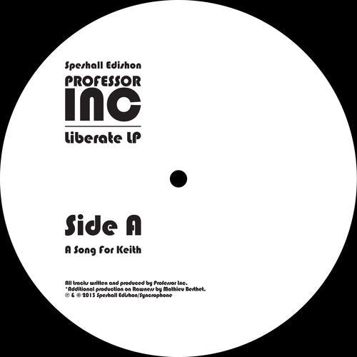 PROFESSOR INC - LIBARATE 2X12LP - (3SE)