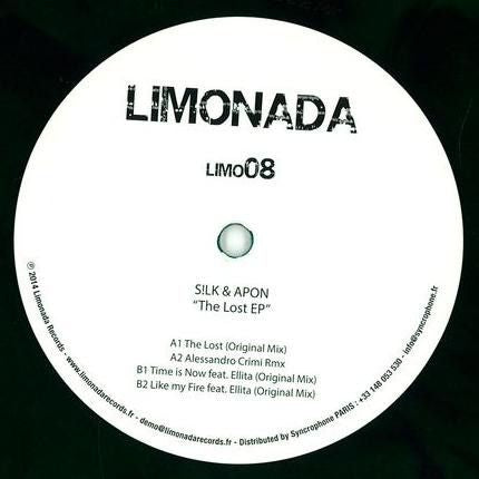 S!LK & APON - THE LOST EP - (LIMONADA08)