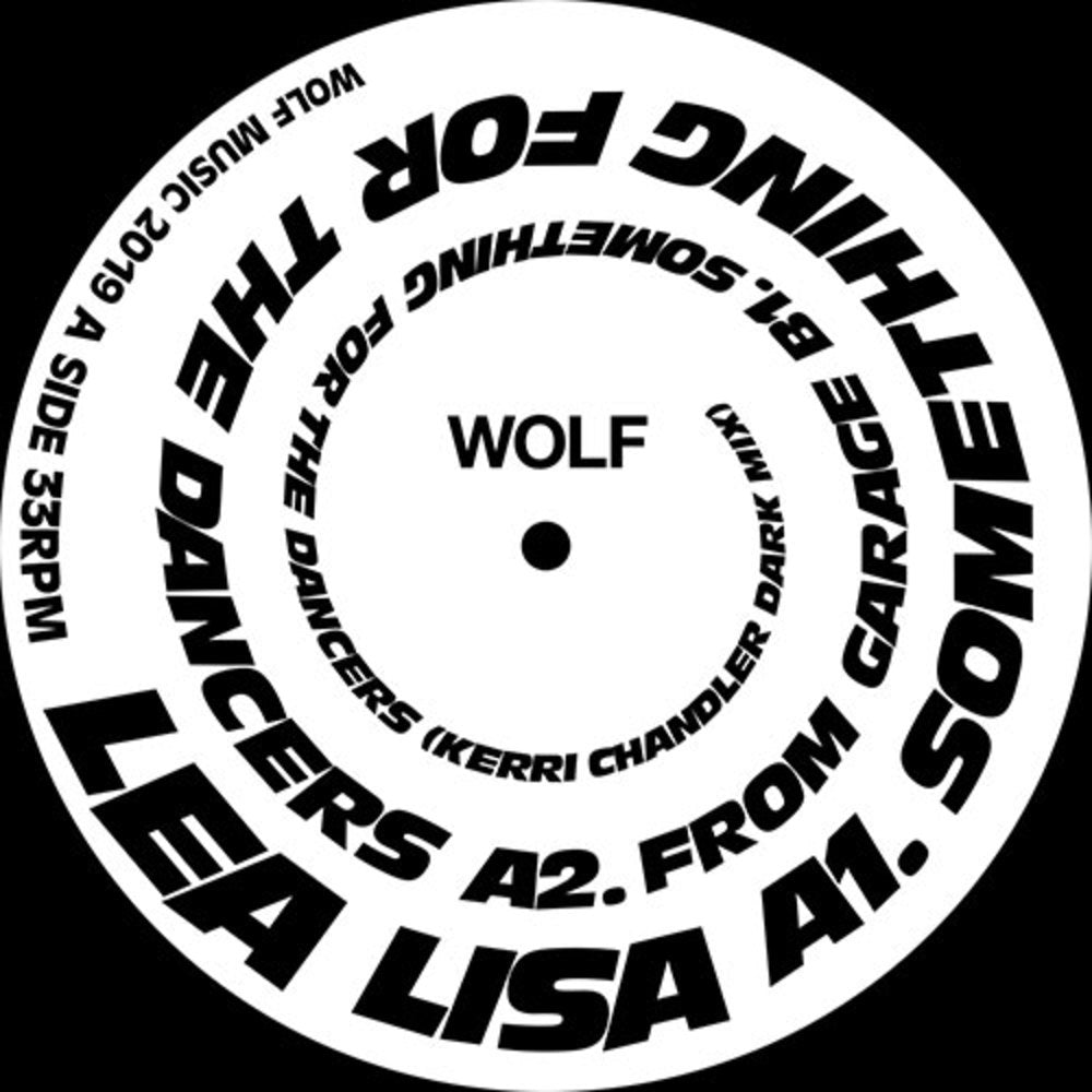 LEA LISA - THE LEGACY EP - (WOLFEP054)