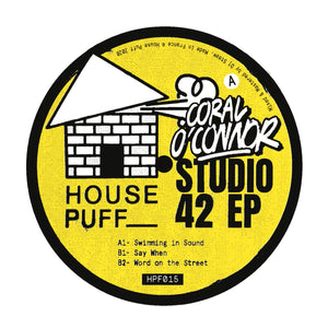 CORAL O'CONNOR - STUDIO 42 EP - (HPF015)