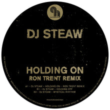 Load image into Gallery viewer, DJ STEAW - HOLDING ON (WITH RON TRENT REMIX) - (PHONOGRAMME3RMX)