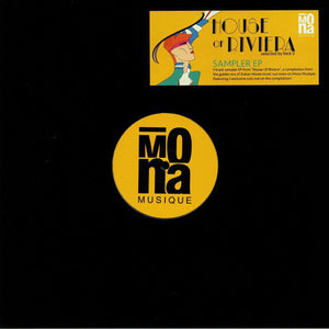 RIVIERA TRAX / ANXIOUS / SUBWAY GROUND MASTER - HOUSE OF RIVIERA SAMPLER EP - (MM-004)