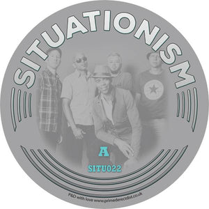 SITUATION FEAT ANDRE ESPEUT - WHAT IS GOING ON? - (SITU022)