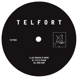 TELFORT - AS THOUGH IT WERE - (TLFT004)