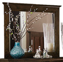 Homelegance Eunice Mirror in Espresso 1844DC-6 image