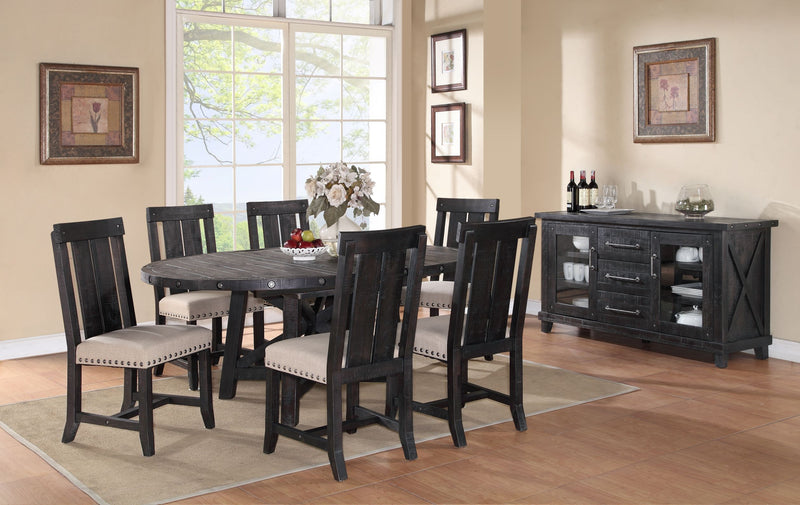 Modus Yosemite Round Dining Room Table Set