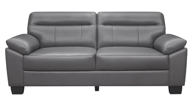 Homelegance Furniture Denizen Sofa in Dark Gray 9537DGY-3