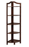 Alyssa Espresso Ladder Shelf