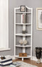 Alyssa White Ladder Shelf