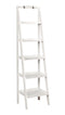 Theron White Ladder Shelf