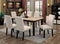 DODSON I Black Dining Table