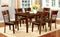 "HILLSVIEW I Brown Cherry 60"" Dining Table"