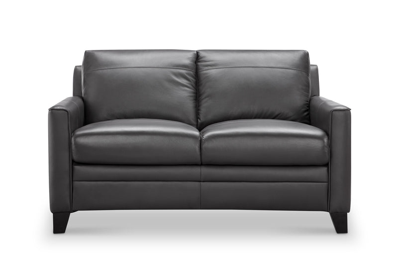 Leather Italia FLETCHER 6287B Loveseat