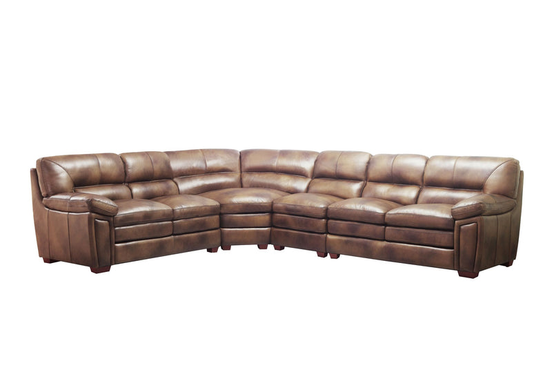 Leather Italia RIO 7254 Sectional