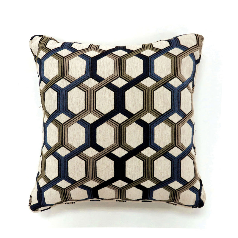"Comney Blue 22"" X 22"" Pillow, Blue (2/CTN) image"