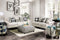 Nash Ivory Sofa + Love Seat