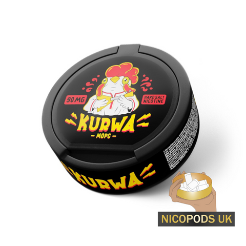 Kurwa Russian Berry Juice - Nicopods.UK