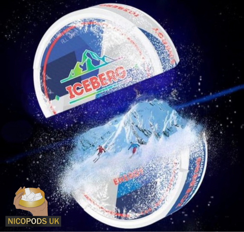 Iceberg Energy - Nicopods.UK
