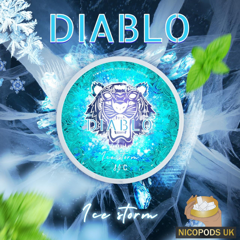 Diablo Ice Storm - Nicopods.UK