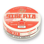 Siberia 80ºc White Dry X-Tremley Red Tight - Nicopods.UK