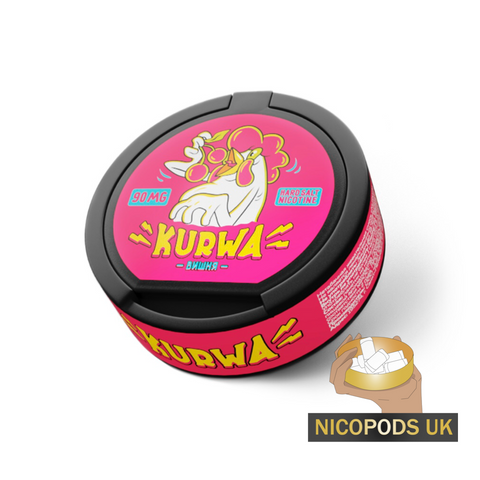 Kurwa Cherry - Nicopods.UK
