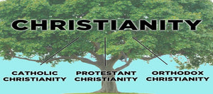 Difference Between Catholic, Protestant And Orthodox | Christian Cross Store
