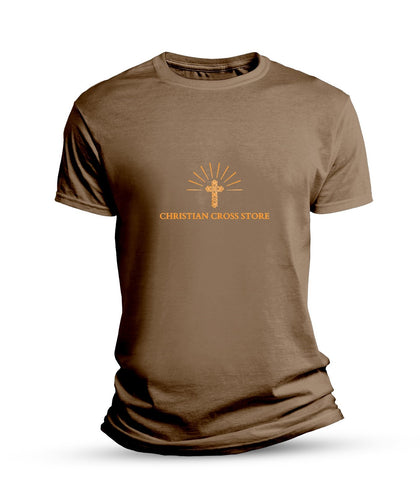 Men's Christian T-Shirt | Christian Cross Store