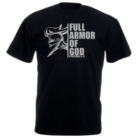 Full Armor of God </br> Christian T-Shirt
