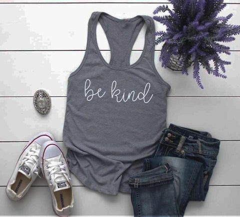 Be Kind </br> Christian Tank Top