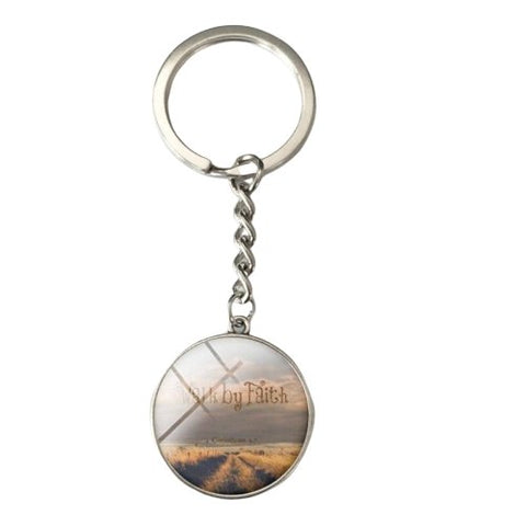 Bible Quote </br> Christian Keychain