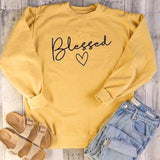 Blessed </br> Christian Sweatshirt
