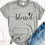 Blessed </br> Christian T-Shirt