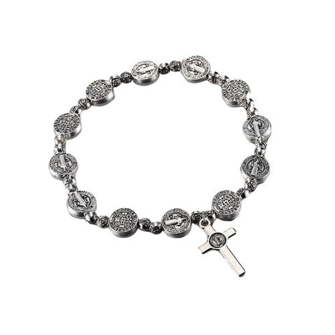 Cross </br> Rosary Bracelet